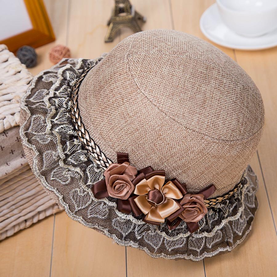 时尚女帽礼帽