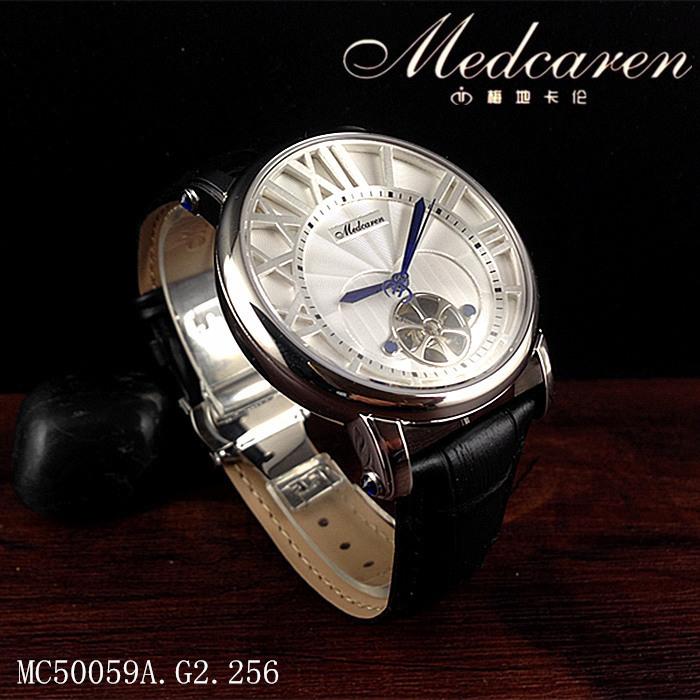 梅地卡伦机械手表