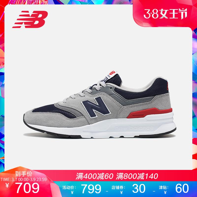 New Balance NB官方2019新款男鞋女鞋CM997HCJ休闲鞋运动鞋跑步鞋