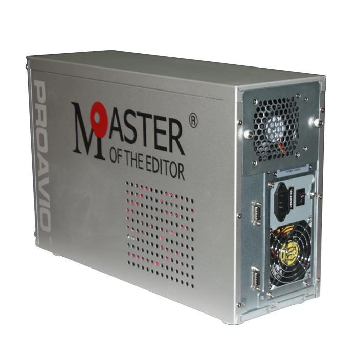 蓝美/Master BMD-08S标准配置 磁盘阵列{不含硬盘}