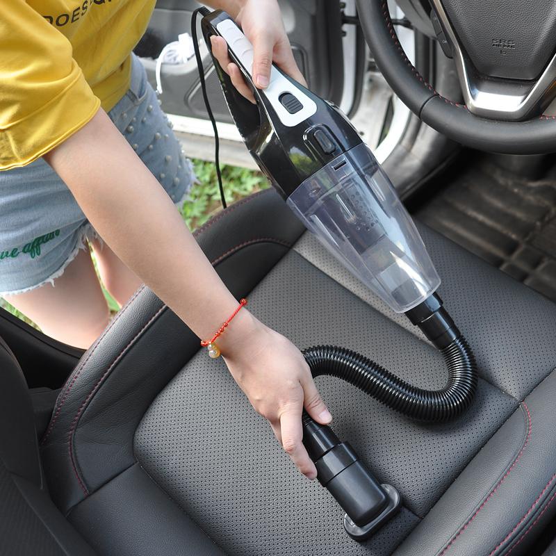 车载吸尘器汽车吸尘器强力 车内强大吸力大功率干湿两用 12V车用