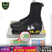 君洛克SFB飞鱼超轻作战靴男女特种兵夏季透气战术薄军靴07陆战鞋