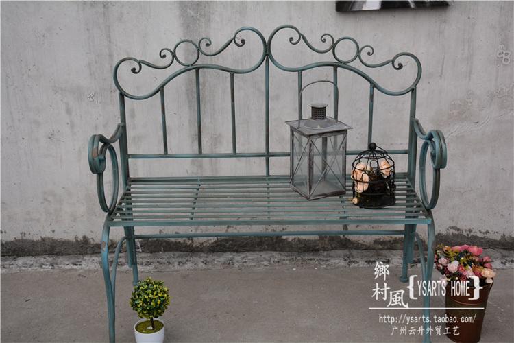 户外休闲椅美式乡村