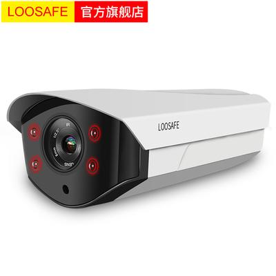 龍視安poe供電網絡攝像頭數字高清監控器720p/960p/1080p手機遠程爆款