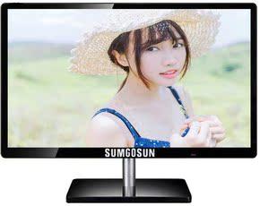 全新19寸22寸24寸液晶显示器超薄LED完美屏高清电脑显示屏HDMI