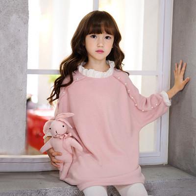 大女童背带2018秋装新款韩版儿童装13中童洋气背带群裙子15岁