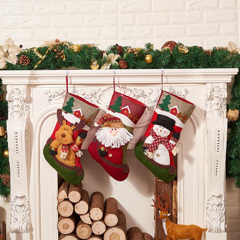 礼物袋圣诞节