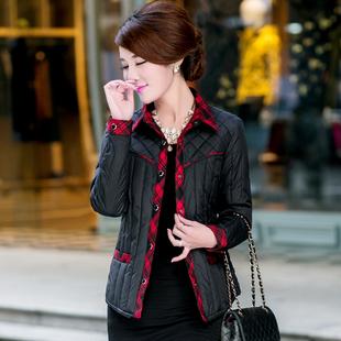 天天特价中老年女装韩版修身羽绒棉衣女士棉服内胆妈妈装大码棉袄