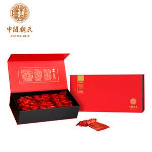 中闽魏氏门店款K05  秋茶清香型安溪铁观音新茶礼盒装茶叶34包