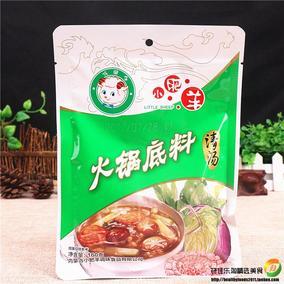 10袋包邮 小肥羊液体清汤160g 内蒙古煲汤炖菜大骨汤火锅底料调料