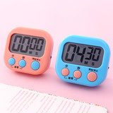 Fixed clock students use postgraduate study to do time management reminder baking electronic mute timer wholesale