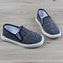 包邮老北京布鞋男女手工儿童布鞋透气童鞋婴儿学步鞋春夏秋宝宝鞋