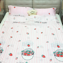 Cleaning cotton dirty sleeping bag bed sheet portable tourist hotel dirty sanitary sleeping bag double room