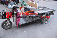 Electric car puncture self-rescue trailer puncture emergency car power trailer motorcycle tire booster