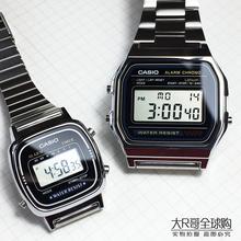 【正品】卡西欧CASIO A158WA-1JF LA670复古经典男女运动电子手表