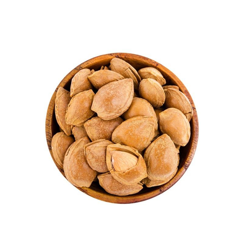 大唐西域新疆特产小银杏400g特产坚果开口小白杏仁