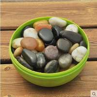 Nanjing Yuhua stone natural stone cobblestone garden stone fish tank accessories colorful stone painting