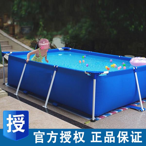 支架折叠鱼池暂养金鱼锦鲤鱼缸水族箱自动帆布游泳池乌龟鱼苗室内