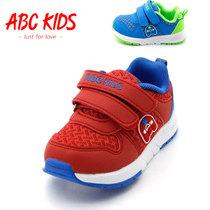 26码新款鞋儿童鞋透气舒适网面宝宝童鞋abckids童鞋童运动鞋20