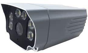 新款110六灯监控摄像机外壳  监控摄像机六灯外壳