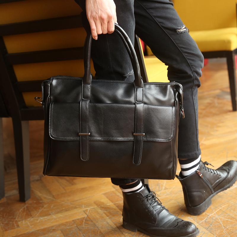 英倫復古手提包