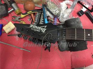 ibanez电吉他保养调试品丝抛光电路清理乐器维修服务