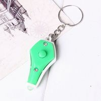 Counterfeit light keychain/chain purple vase Led light portable mini compact Blu-ray detector