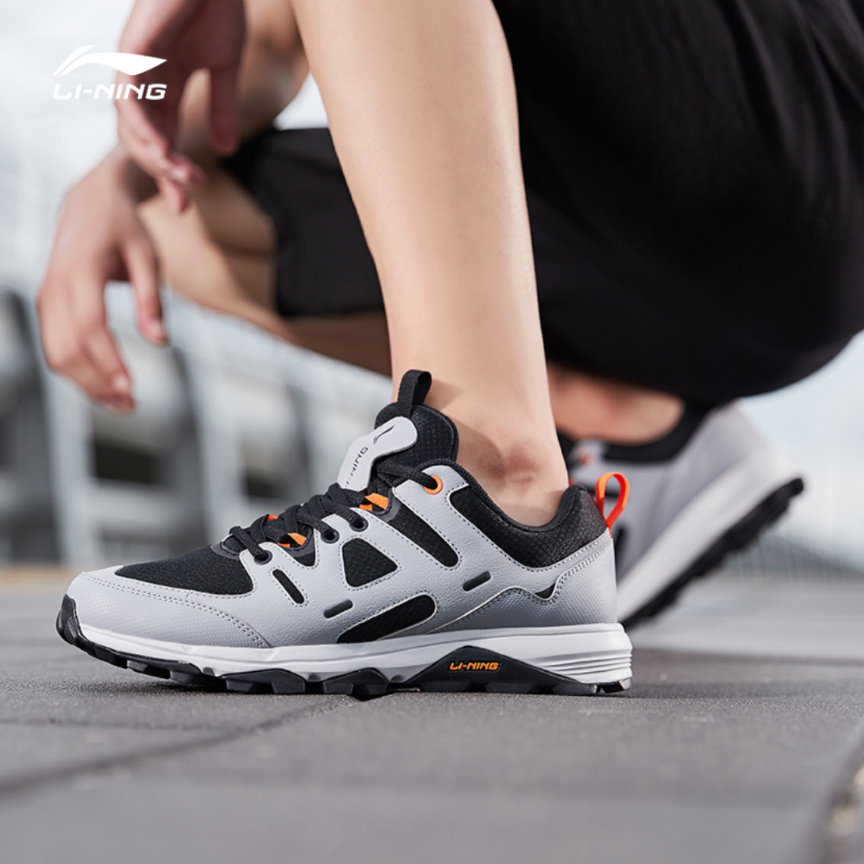 跑步鞋男鞋新款轻便专业户外越野跑鞋男士防滑耐磨低帮运动鞋