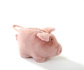 斜挎包 超可爱 肥肥 粉嫩小猪包 柜169 原货 毛茸茸图片