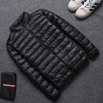 冬装新款吉普盾棉衣男装加厚保暖休闲棉服中长款大码加绒棉衣外套