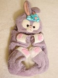 Duffy Bear's new friend Stella lou Stella Ballet Rabbit Children's Jumpsuit