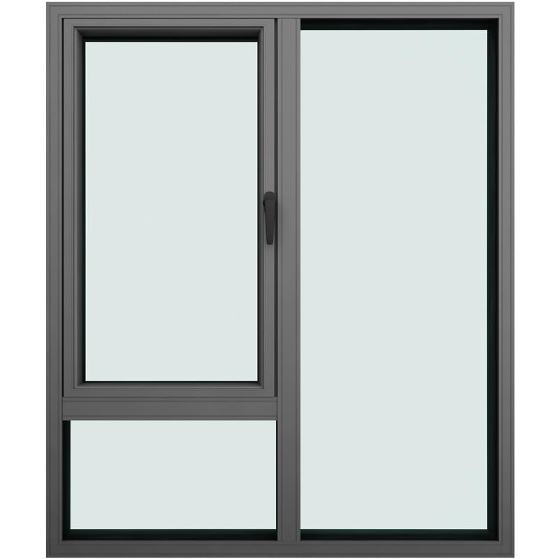维诺斯盾70型断桥铝门窗 铝合金双层钢化隔音玻璃窗 五年质保