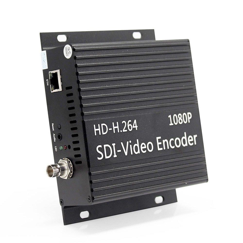 单路SDI高清编码器 双码流H264支持RTSP/RTP/RTMP/UDP协议 H3610