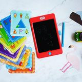 Thomas LCD tablet children's handwriting board early teaching smart baby graffiti drawing puzzle writing board home