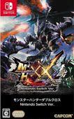 二手 魔物猎人 MHXX 日版 任天堂Switch游戏 怪物猎人XX图片