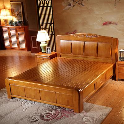 现代中式储物床是什么牌子