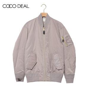 COCO DEAL日系女装宽松小立领拉链长袖飞行员夹克外套36514142