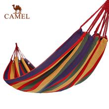 热销5万件CAMEL骆驼户外吊床旅游露营室内吊椅宿舍秋千吊床