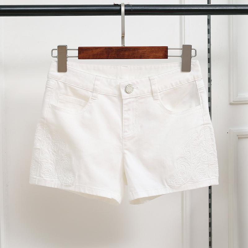 专柜短裤热裤