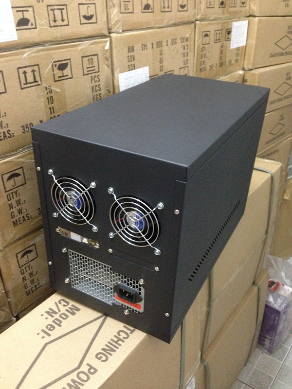 先锋 一拖七光盘拷贝机  德科U788控制器128M缓存