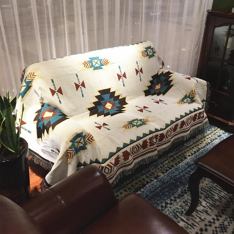 棉线沙发布