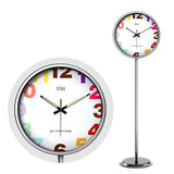 Living room standing clock / creative personality floor clock / silent digital clock simple digital standing clock fashion