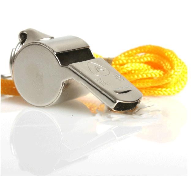 哨子不锈钢裁判哨