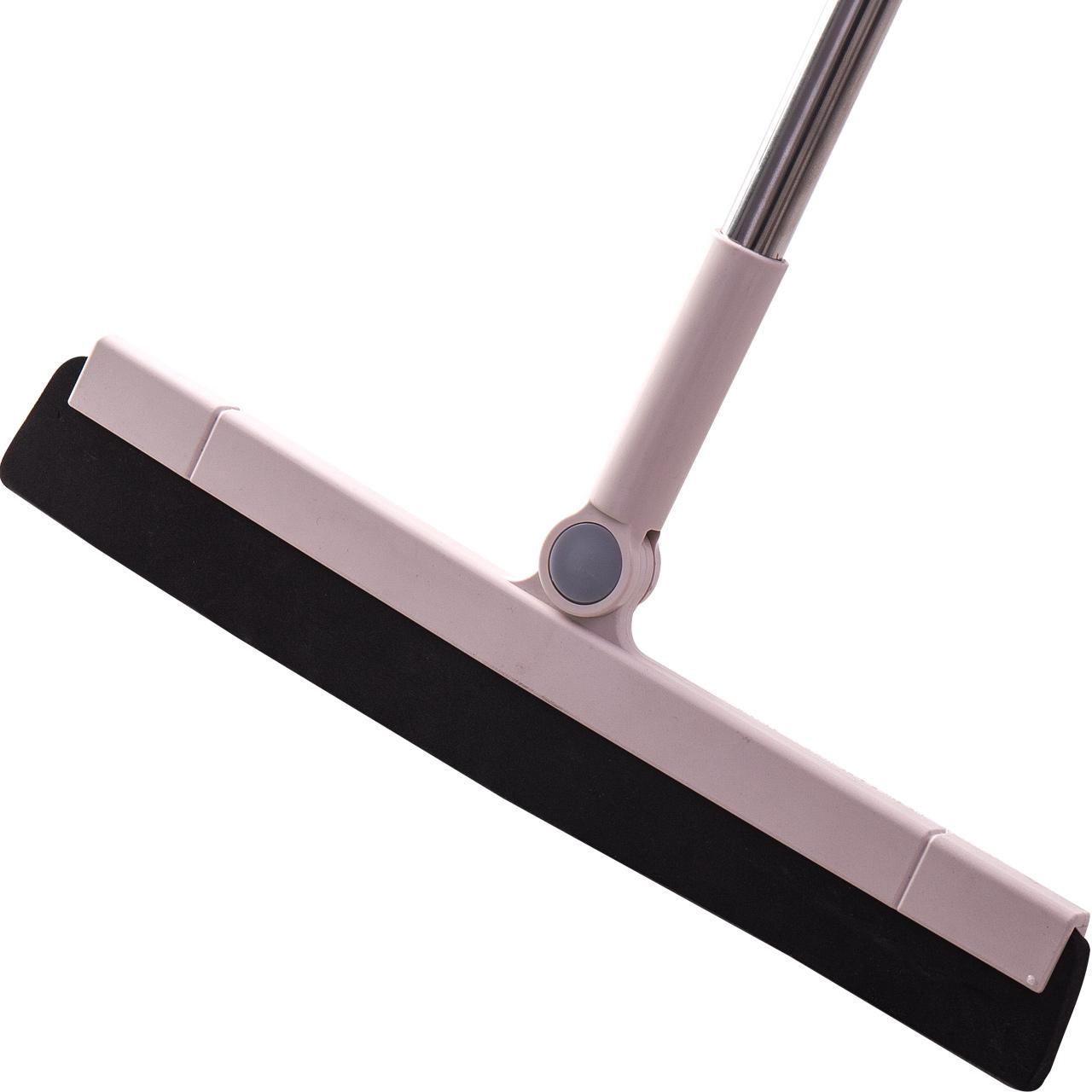 宝优妮刮水拖把浴室扫水地刮魔术扫把家用卫生间地面刮地板刮水器
