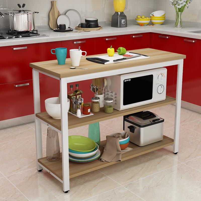 钢木桌 餐桌