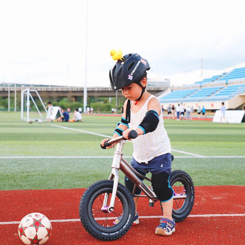 norwee儿童护具护膝护肘 puky宝宝平衡车滑步车骑行运动护具