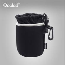镜头袋 单反微单相机包加厚加绒内胆保护套 防水防震弹性筒锐来德