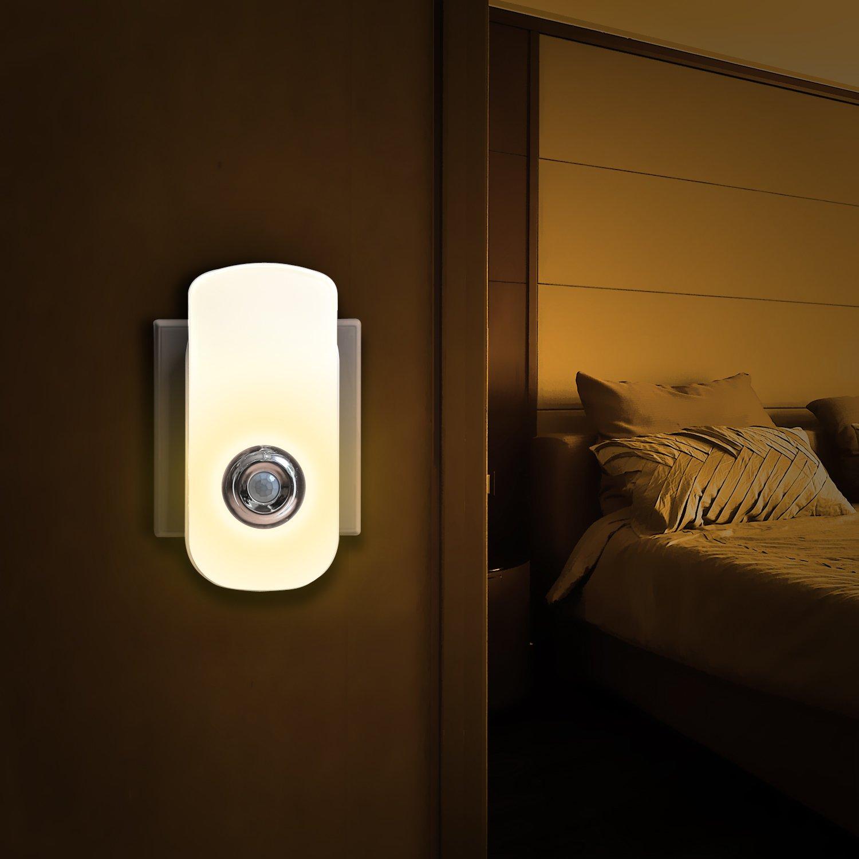 美国 etekcity 2组led小夜灯手电筒可充电应急灯 急救灯