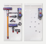 Dyson dyson hole plate storage rack storage cleaning kit wall hanging vacuum cleaner is not set