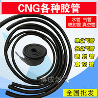 CNG natural gas hose LPG liquefied gas vehicle air duct rubber tube automobile oil to gas pipe fittings modification